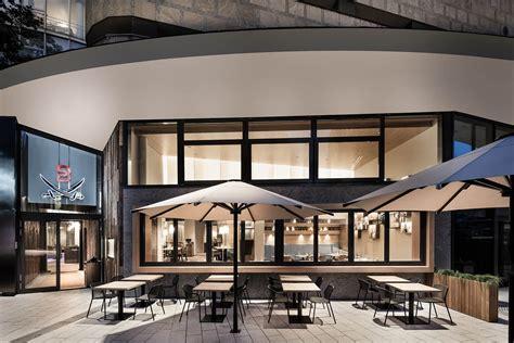 gastronomie architektur sailing into new waters dittel architekten places