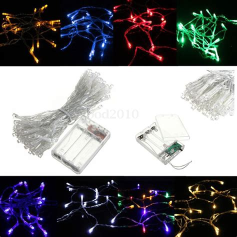 funky string lights 10m 80led battery powered led funky on twinkling l