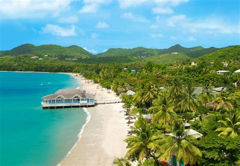 sandals st lucia halcyon halcyon all inclusive st lucian resort vacation