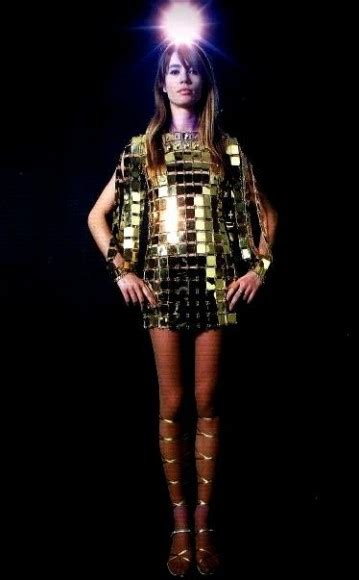 francoise hardy gold dress fran 199 oise hardy formidable mag music style icon
