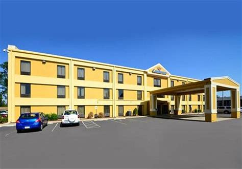 comfort inn paducah comfort inn paducah in paducah hotel rates reviews in