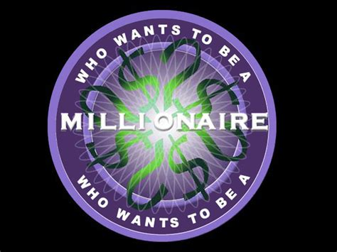do you want to be a millionaire template alert quot who wants to be a millionaire quot friday