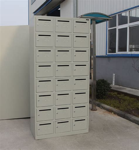 Apartment Mail Boxes by Steel Apartment Building Mailbox Buy Apartment Building