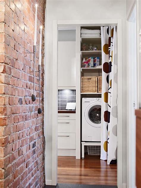 nascoste in bagno come nascondere e posizionare la lavatrice con stile