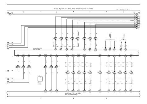 lexus gx470 wiring diagram get free image about wiring