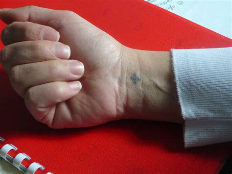 inside wrist tattoo s saliib a sense of belonging