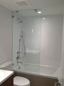 how to install frameless glass shower doors shower doors repair replace and install in vancouver