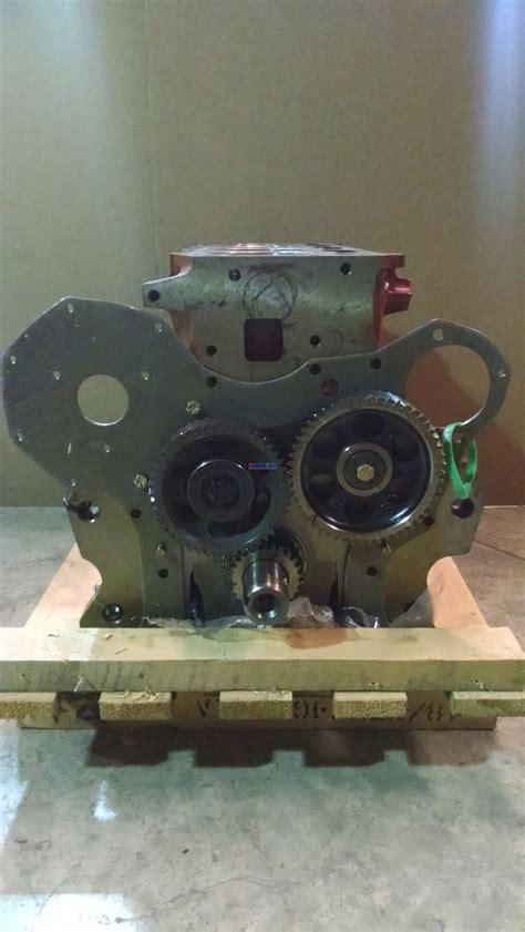 engine  holland nf  engine shortblock  esn  bcn  mpn