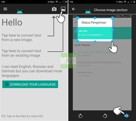 cek resi dari shopee 3 cara copy nomor resi dari aplikasi shopee android