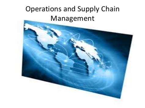 Mba Operations And Supply Chain Management Cleveland State Linkedin by Operations And Supply Chain Management