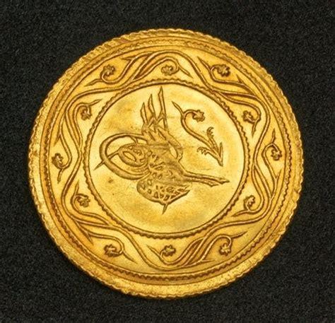 Ottoman Gold Coins Ottoman Empire 2 Rumi Altin Gold Coin 1818 Sultan Mahmud Ii