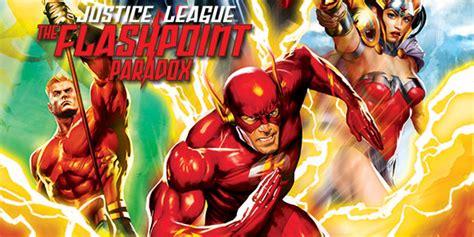 film justice league the flashpoint paradox 2013 paradox 2013 movie