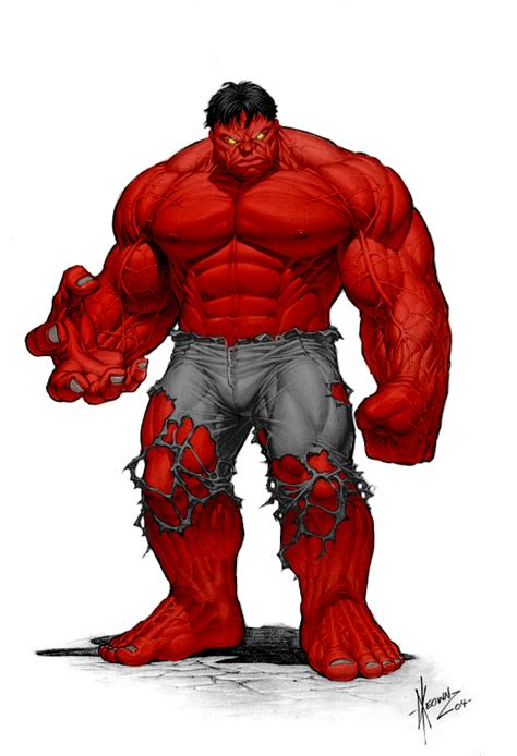 red hulk on pinterest hulk human torch and marvel legends