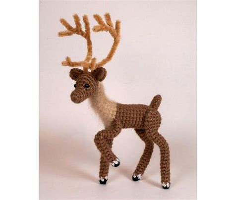 christmas deer phillips crochet deer pattern reindeer crochet deer deer pattern and crochet