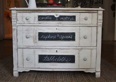 chalkboard painting a dresser blackboard paint diy modern furniture decoration in black