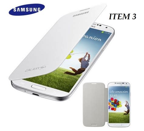 Flip Cover For Samsung Galaxy S4 I9500 Casing Sarung Kesing free sp samsung galaxy note iii s4 end 1 21 2018 1 37 pm