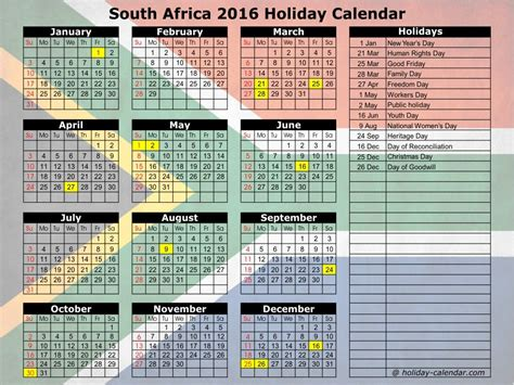 printable planner 2016 south africa september 2016 calendar south africa september month
