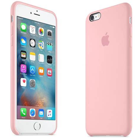 Iphone 6 Plus Original original apple iphone 6 plus 6s plus silikone etui rosa