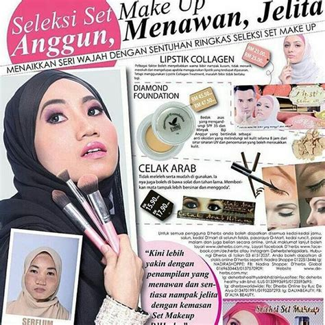 Lipstick Collagen D Herbs Harga lipstick collagen treatment d herbs kiosk