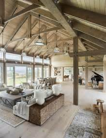 awesome home interiors awesome barn with a relaxed elegance decoholic