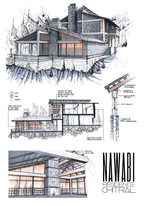 B Arch Sketches by 25 Best Ideas About Architecture Portfolio On