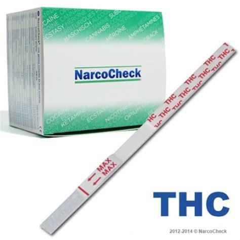 test thc thc urine test marijuana narcocheck