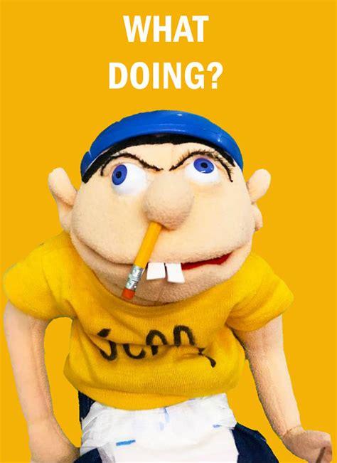 Jeffy Puppet by Sml Jeffy Fan Made Poster