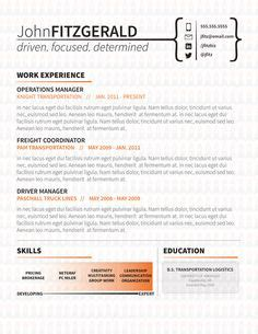 awesome resumes on resume resume templates and creative resume