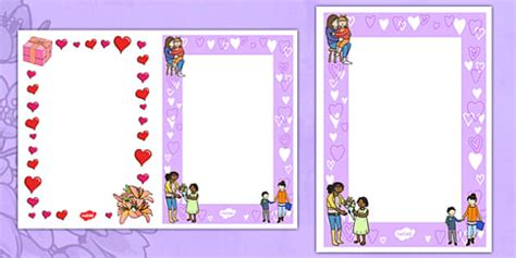 card insert template ks1 ks1 s day card insert templates