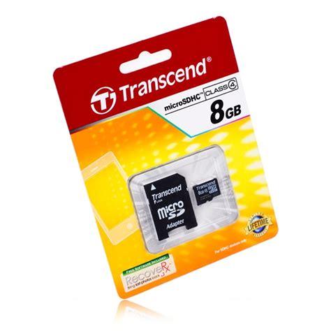 Maestro Memory Microsd 8gb Class 6 ishop microsdhc transcend 8gb class4