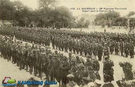 section 115e troupes territoriales de l arm 233 e fran 231 aise en 1914