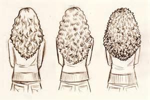 frisuren zeichnen anleitung haartypen haselnussblond healthy happy hair