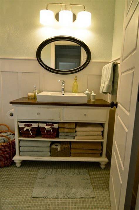 diy bathroom vanity from dresser diy vanity mirror from scratch and old dresser