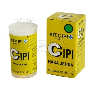 Ipi Vitamin E jual beli vitamin c ipi k24klik