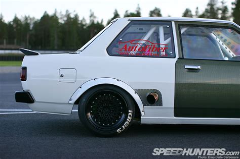Dunstabzugshaube Seitlicher Abzug by A Corolla With A Viking Speedhunters