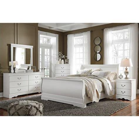ashley furniture anarasia bedroom queen sleigh bed