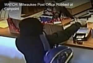milwaukee post office robbed at gunpoint postal