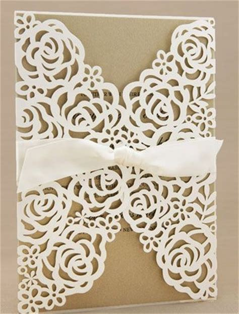 how to make wedding invitations with silhouette cameo loving laser cut wedding invitations s wedding
