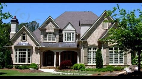 Ranch Style Home Designs by French Country House Plans Part 1 By Garrell Associates