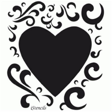 free printable valentine shapes valentine stencils new calendar template site