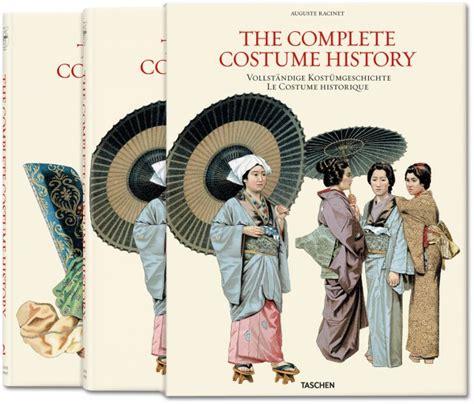 libro racinet the costume history auguste racinet costume history taschen books jumbo