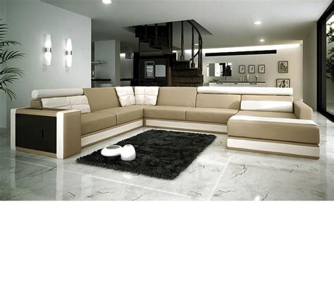 modern bonded leather sectional sofa dreamfurniture com 1003 modern bonded leather