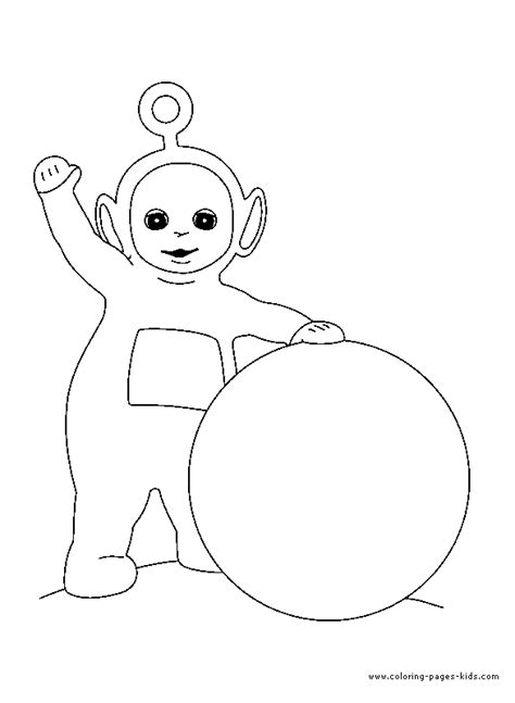 coloring book ep image gallery teletubbies