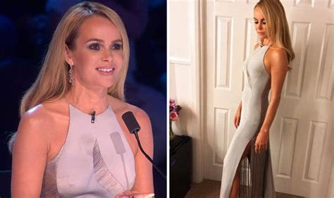 Mam Niple Uk X amanda holden hits out at bgt complaints says she ll