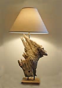 Driftwood Table L Driftwood Table L Coastal Lighting