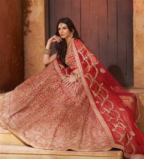 Designer Bridal Wear by Indian Bridal Wear 2018 A Collection Of Best Wedding Dresses