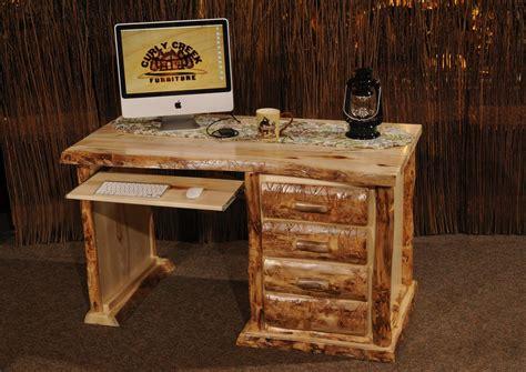 aspen home computer desk aspen computer desk amish furniture store mankato mn
