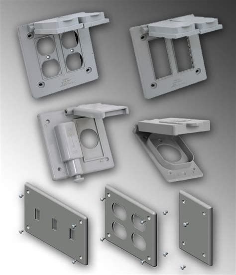 cover plates and box covers heritage plastics pvc