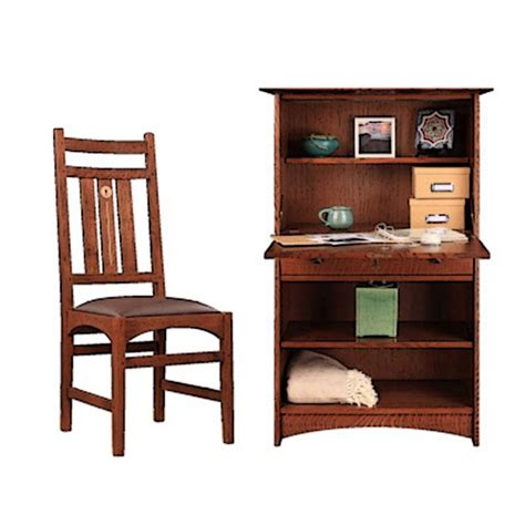 Solid Oak Bookcase 2018 Stickley Collector Edition Piece Traditions At Home