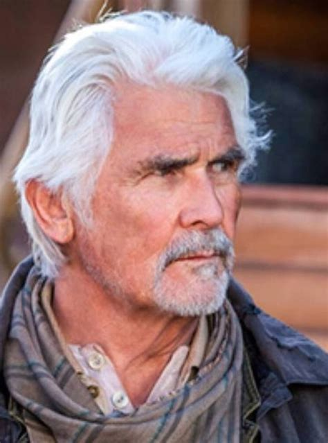 grey haired actor with mustache charles brolin handsome gray haired man silver the new